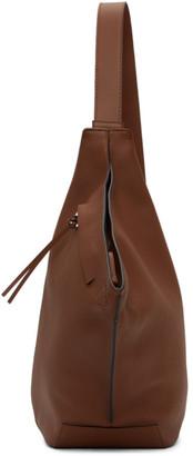 Loewe Brown Small Anton Backpack