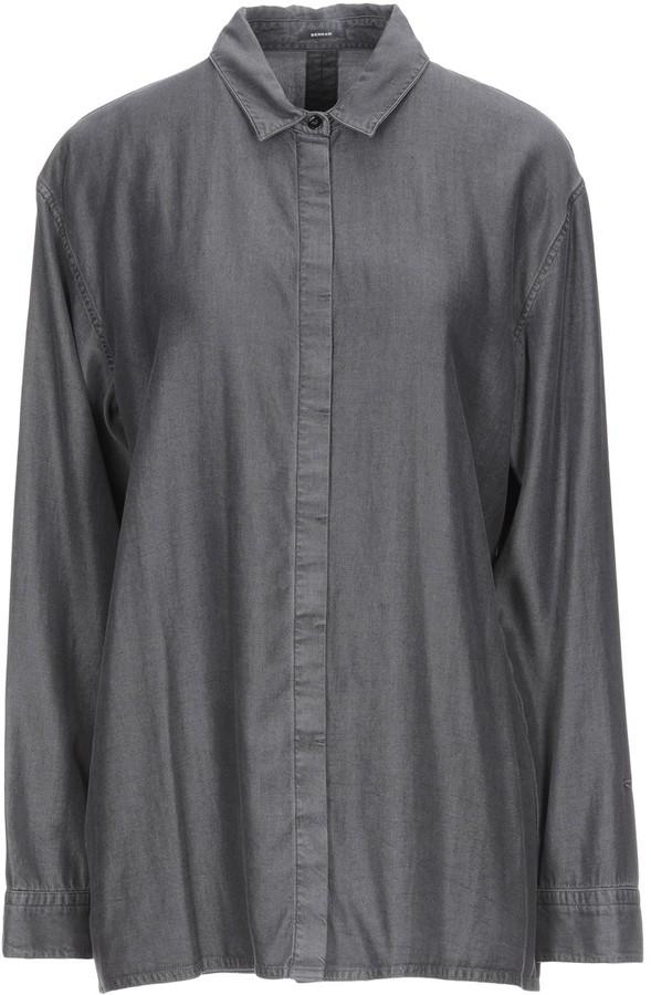 Denham Jeans Shirts - Item 38675841NR