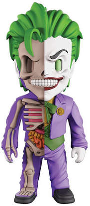 Justice 4D Xxray Dissected Vinyl Art Figure - Dc League Comics - The Joker