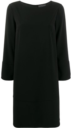 Gianluca Capannolo Long-Sleeved Shift Dress