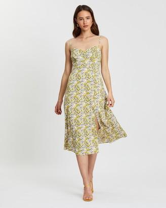 Atmos & Here Mia Floral Midi Dress