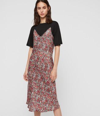 AllSaints Hennie Wilde T-Shirt Dress