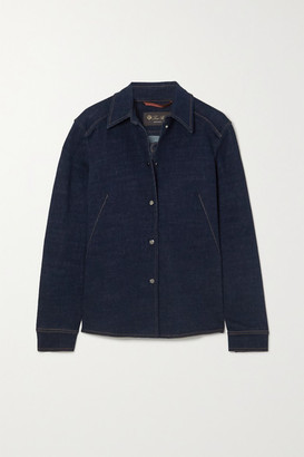 Loro Piana Denim Jacket - Indigo