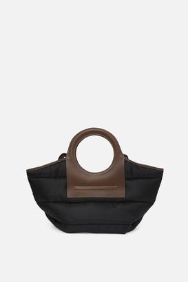 Hereu 100% Cotton/Leather Cala Small