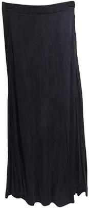 Theyskens' Theory Blue Viscose Skirts