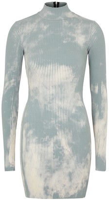 Cotton Citizen Ibiza tie-dyed jersey mini dress