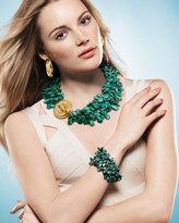 NEST Jewelry Hammered Hoop Earrings