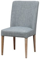 Rothsay Upholstered Solid Wood Parsons Chair Foundry Select Upholstery Color: Teal