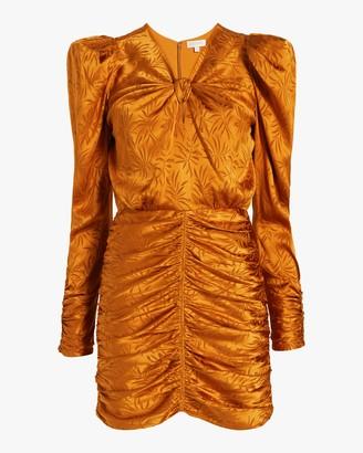 Ronny Kobo Flora Mini Dress