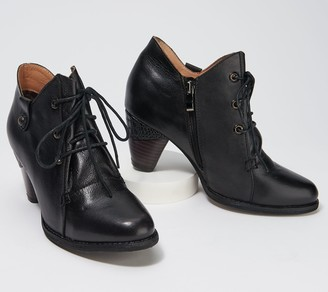 Spring Step L'Artiste by Leather Booties - Juliane