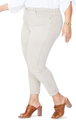 NYDJ Ami High Waist Ankle Skinny Jeans (Plus Size)