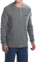 Tommy Bahama Waffle Thermal Knit Shirt - Long Sleeve (For Men)