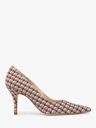 LK Bennett Harmony Pointed Toe Court Shoes, Multi