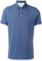 Brunello Cucinelli classic polo shirt - men - Cotton - M