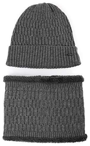 88876bcc08de7 Mens Hat And Scarf Set - ShopStyle