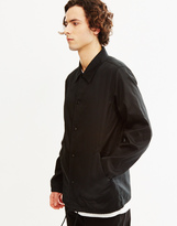 HUF MFG Station Jacket Black
