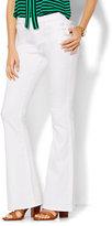 New York & Co. Soho Jeans - Sailor Flare - Optic White