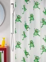 Spirella Frogtime Shower Curtain - 180 x 200 cm
