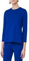 Akris Punto Women's Handkerchief Jersey Shirt