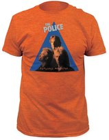Police Mens Zenyatta Mondatta Fitted Jersey T-Shirt