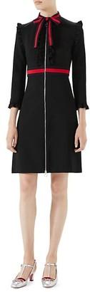 Gucci Viscose Jersey Dress