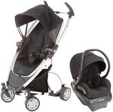 Quinny Zapp Xtra Mico AP Travel System - Rocking Black - Devoted Black