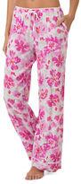 Kensie Printed Drawstring Pajamas