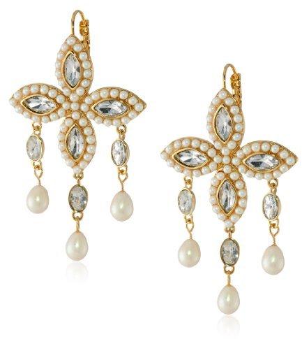 Carolee Navette Earrings