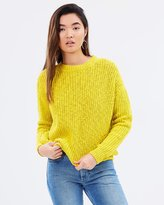 Warrior Loose Knit Jumper