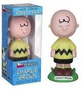 Classic Peanuts: Charlie Brown Wacky Wobbler Bobblehead
