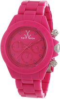 Toy Watch ToyWatch Women's Quartz Watch MO10PS with Plastic Strap