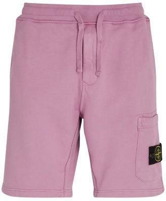 Stone Island Side Pocket Shorts