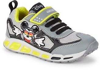 Geox Kid's Mickey Shuttle Boy Sneakers