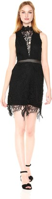 ASTR the Label Women's Felicity Lace Sleeveless Dress