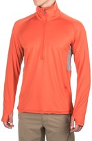 Exofficio Sol Cool Shirt - UPF 50+, Zip Neck, Long Sleeve (For Men)