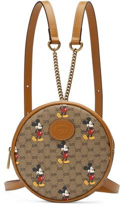 Gucci Disney x backpack