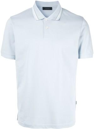 Durban Contrast Collar Polo Shirt