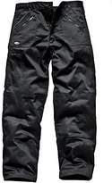 "Dickies WD814 BK 42T Size 118 ""Redhawk Action"" Trousers"