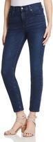 Karen Kane Skinny Ankle Jeans in Medium Wash