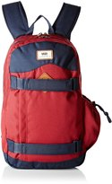 Vans Authentic II Skate Backpack One Size Rhubarb Dress Blues