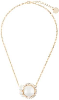 Anton Heunis Crystal Embellished Necklace