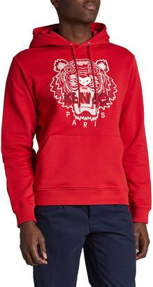 Kenzo Men's Classic Tiger Hoodie Sweatshirt