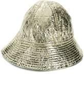 Rick Owens gold bucket hat