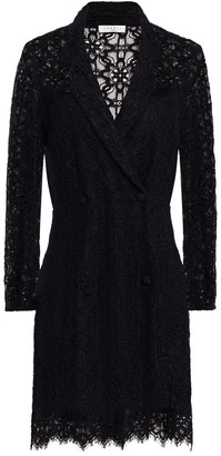 Sandro Corded Lace Dress
