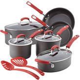 Farberware 12-pc. Aluminum Hard Anodized Cookware Set