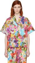 Ports 1961 Multicolor Floral Shirt