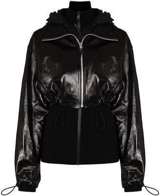 Bottega Veneta Panelled Jacket