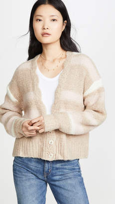Free People Fine Time Cardigan