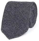 Drakes Drake ' S Woven cashmere tie