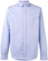 Closed twill shirt - men - Cotton - XXL